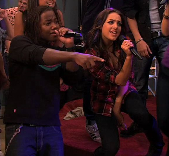 Victorious Jade And Andre Kiss Image - Jandre Cool An...