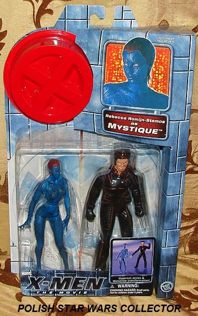 Image - X-MEN A... X Men 2 Action Figures