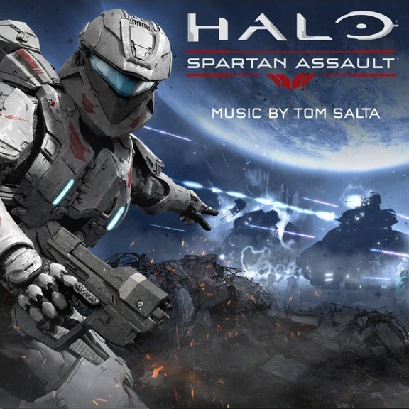 Halo Spartan Assault Cover Halo Spartan Assault Ost Cover
