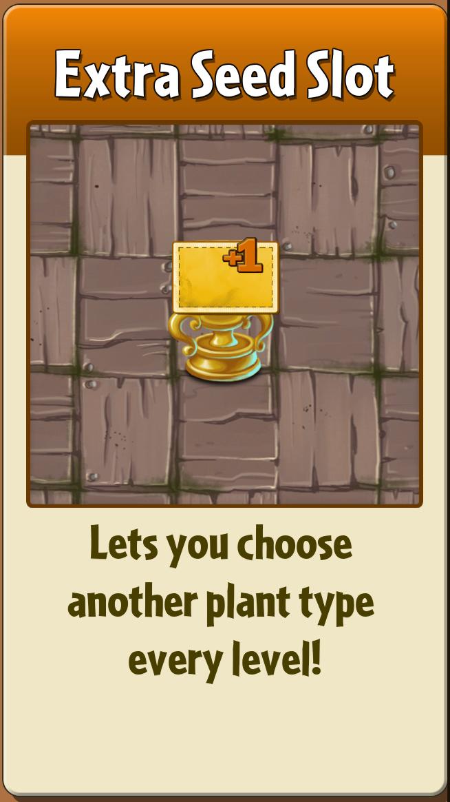 Pvz 2 seed slots