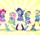 Equestria Girls (Canción de la Película)