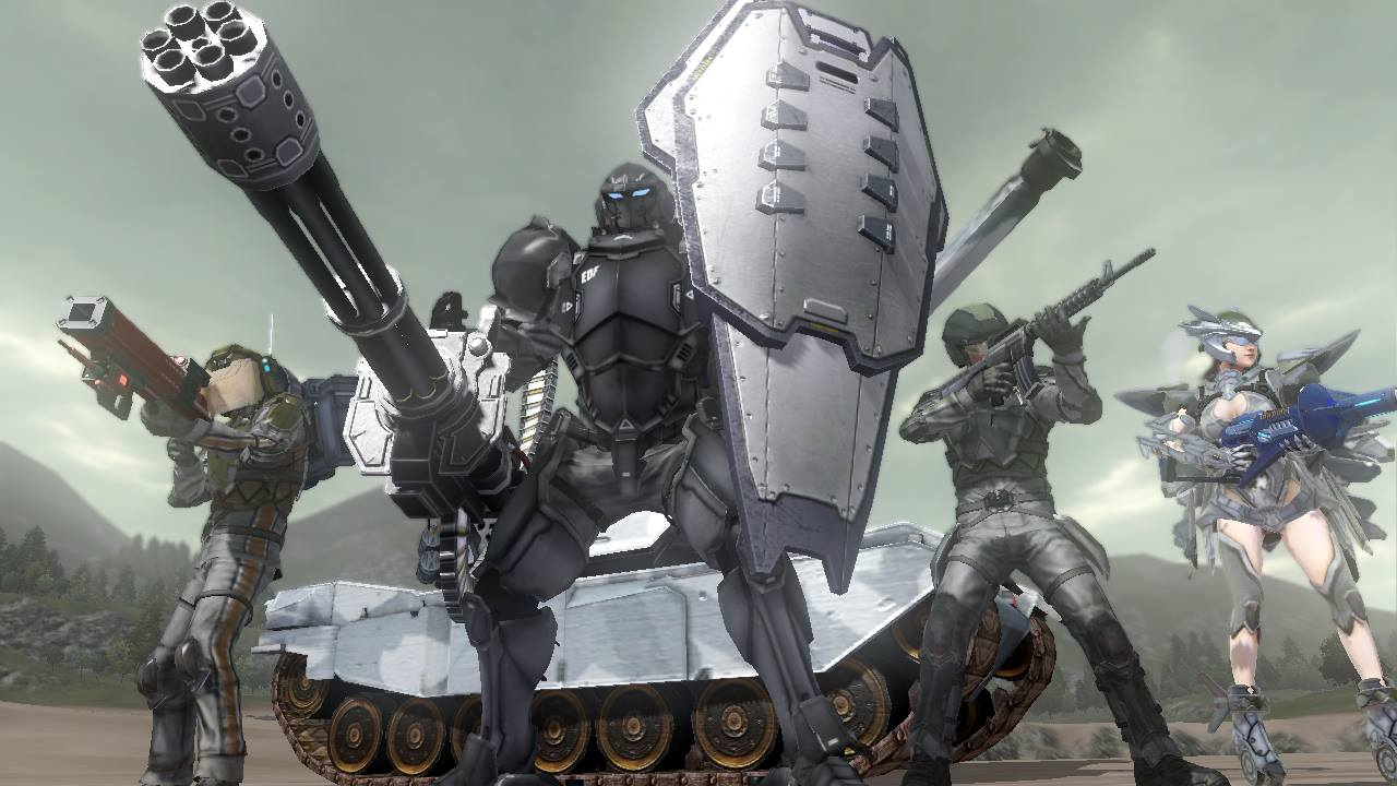 2025: The Earth Defense Force Wiki