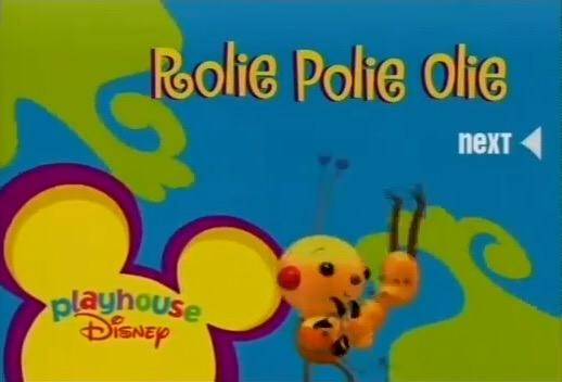 Image - Playhouse Disney Rolie Polie Olie Christmas Bumper ...