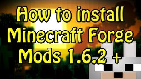SCMowns - How to install Minecraft Forge Mods 1.6.2 (EASY AND SIMPLE!) (Windows)
