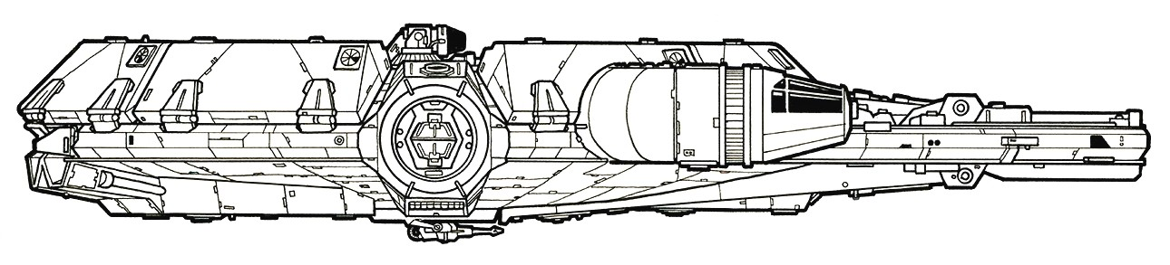 Image Yt1300 Cargo Podspng Wookieepedia The Star