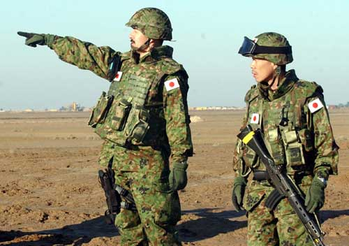 japan changes from military power to Serving as hub for forward-deployed us forces, japan provides its own advanced military assets, many of which usfj military personnel are located in the prefecture, which comprises less than 1% of japan's asia-pacific region4 abe has shown a willingness to push for changes to japan's security.