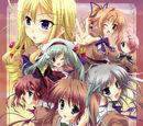 Akaneiro ni Somaru Saka Series Characters