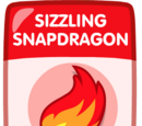 Sizzling Snapdragon