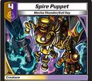 Spire Puppet