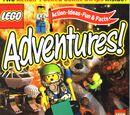 LEGO Adventures! Magazine Images