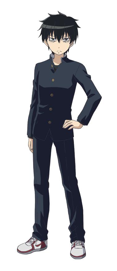 Tomoki Kuroki Watamote Wiki