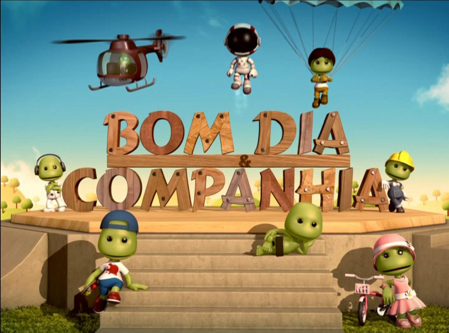 Alegre Bom Dia: Logopedia, The Logo And Branding Site