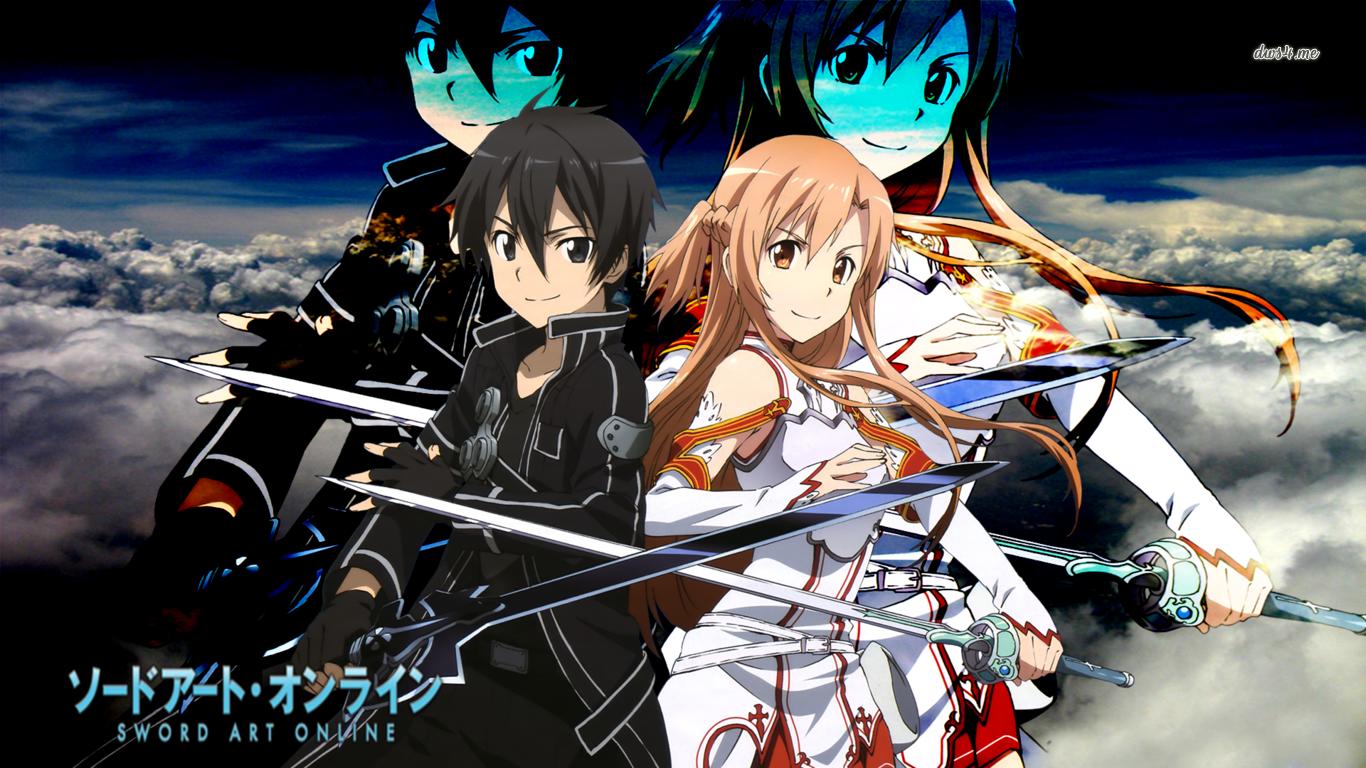 Sword Art Online Wallpaper Hd 1366x768 HD Games 4k