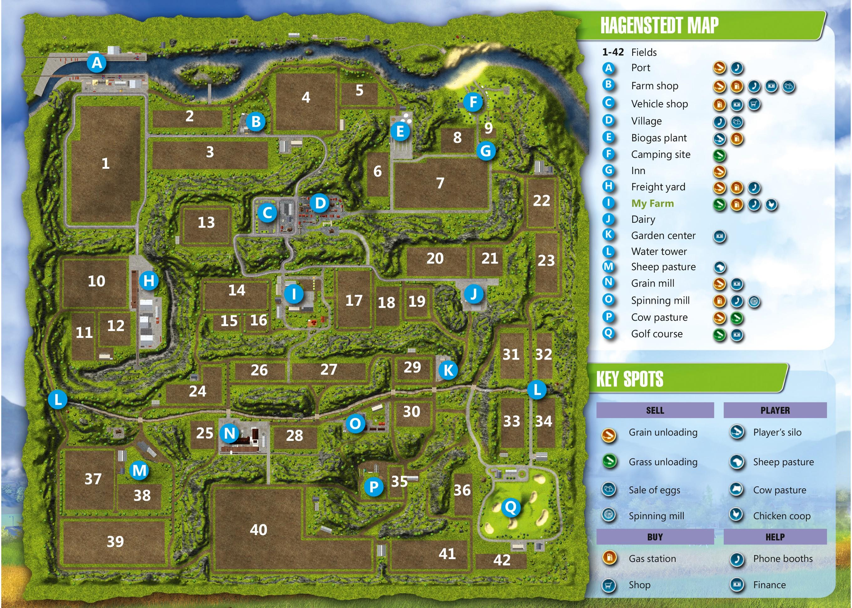 Maps (Farming Simulator 2013) - Farming Simulator Wiki
