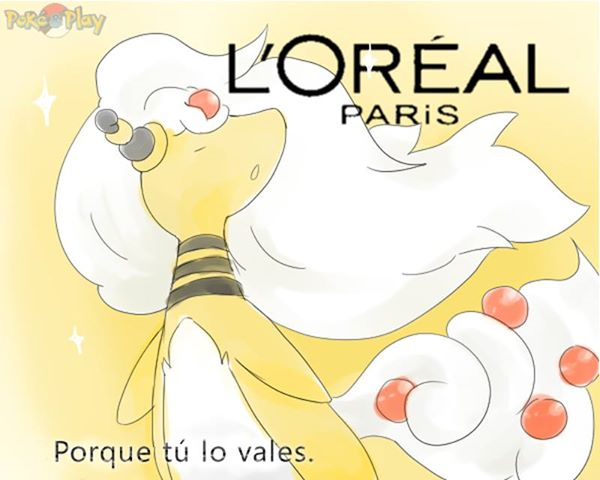 suggest an avatar for the one above you Mega-ampharos_l'oreal