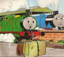 Percy and the Dragon