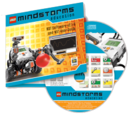 2000080 Mindstorms Education NXT Software V.2.1 (With Data Logging)