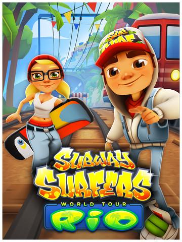 Subway Surfers 1