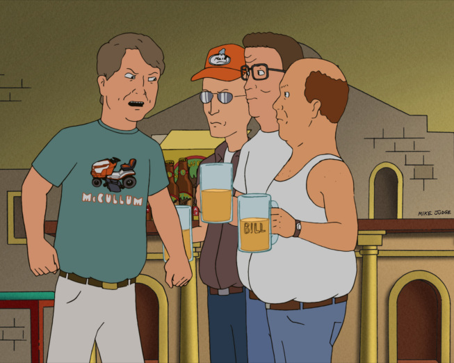 King of the Hill Clearly an Inferior Tobacco  YouTube