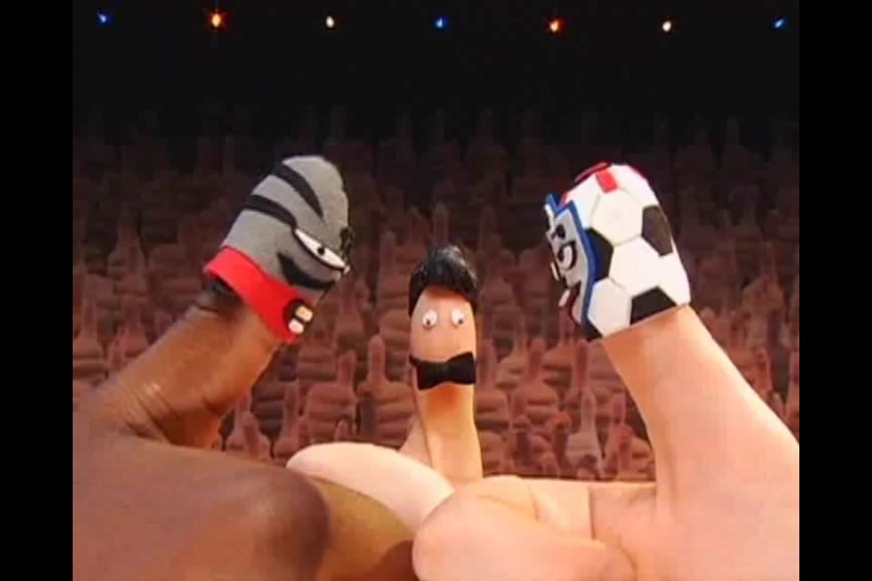 Thumb wrestling federation dexteras