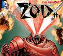 Action Comics Vol 2 23.2: Zod