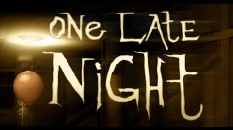 One Late Night - Song