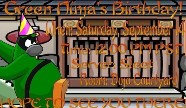 Modern Ninjago Style Ninja Birthday Party Hostess With