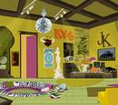 Pokój Jackiego Kaktusa