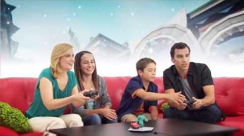 Disney Infinity How It Works