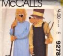 McCall's 9278 B