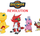 Digimon: Revolution