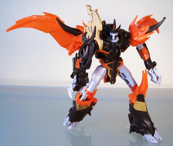 Transformers prime predaking wiki