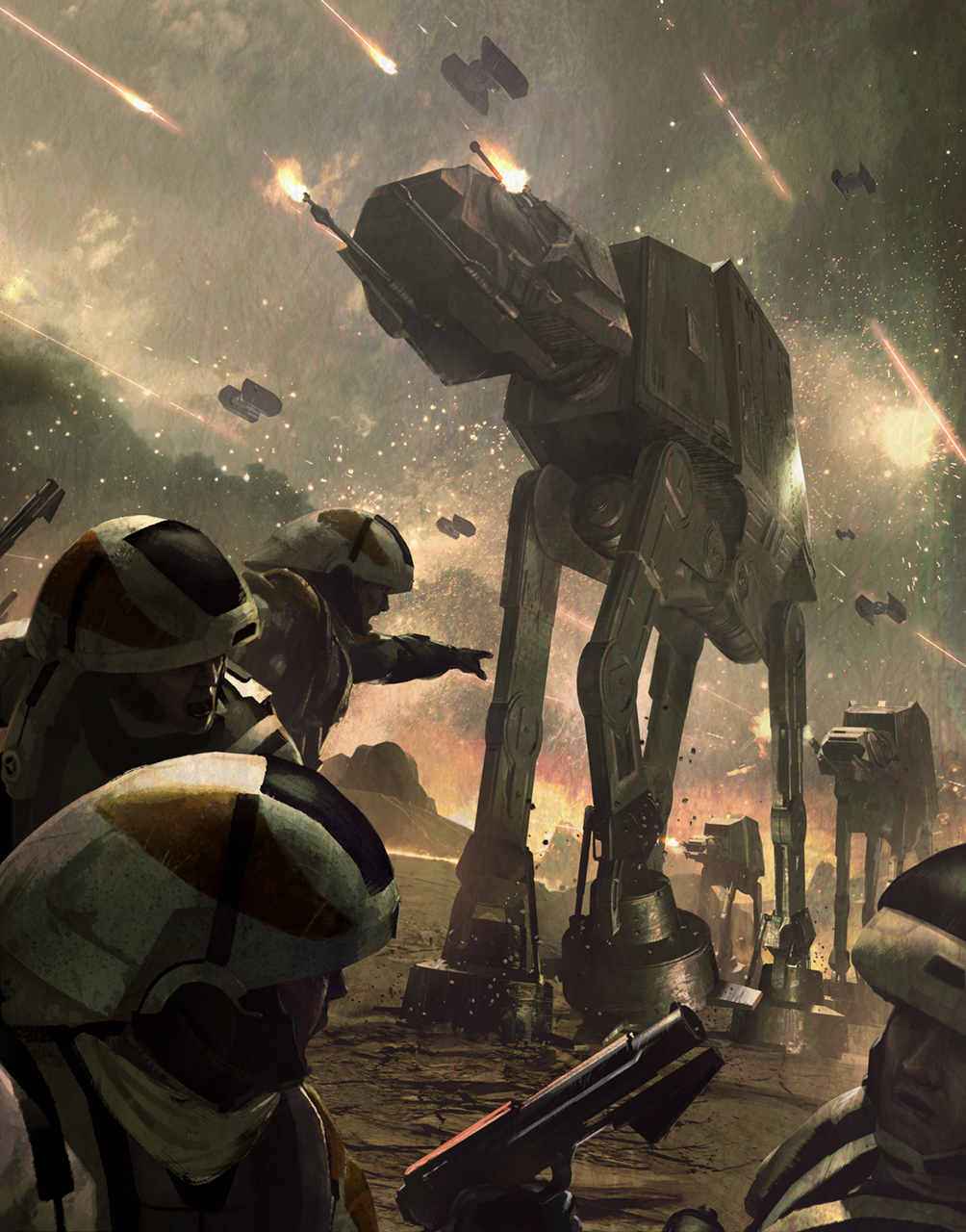 Star Wars How Many Storm Troopers Exist Asksciencefiction