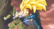 Ssj3 vegeta vs cell2
