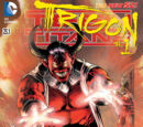 Teen Titans Vol 4 23.1: Trigon