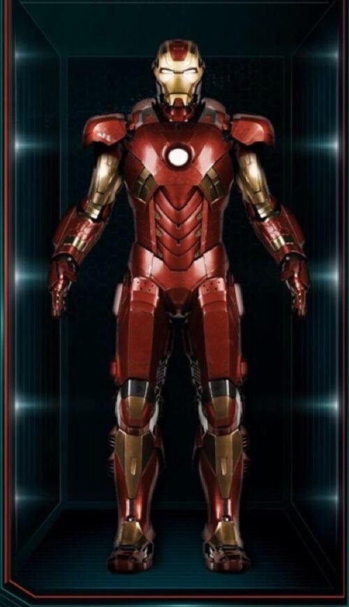 Mark Viii Iron Man Wiki Mark xi Iron Man Wiki
