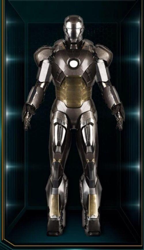 Mark Viii Iron Man Wiki Mark Xii Iron Man Wiki