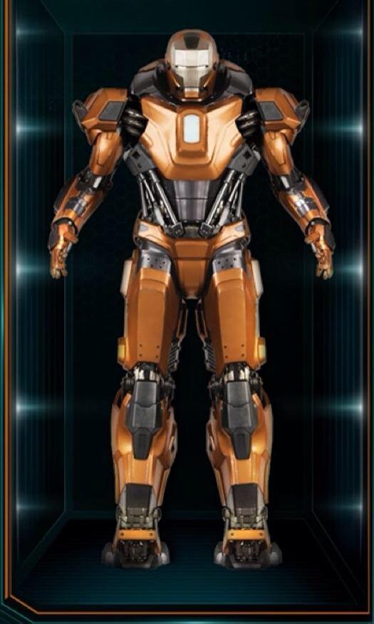 Iron Man Mark 36 ~ Mark iron man wiki