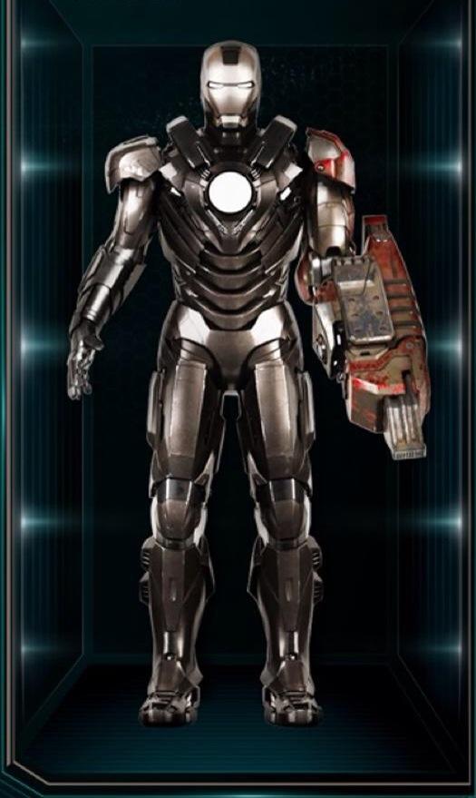 Mark Viii Iron Man Wiki Mark 29 Iron Man Wiki