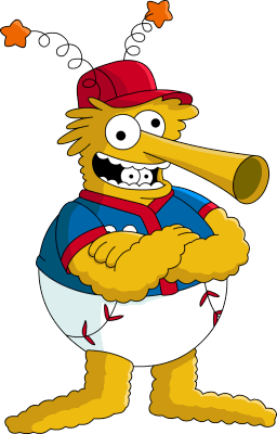 Capital City Goofball - Simpsons Wiki