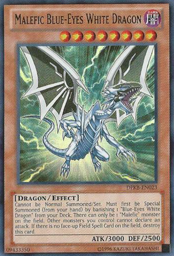 Pin Malefic Blue Eyes White Dragon on Pinterest