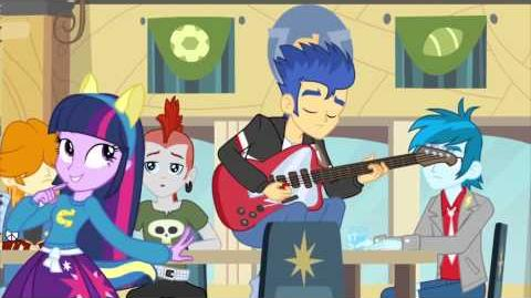 Equestria Girls - Helping Twilight Win The Crown 1080p HD