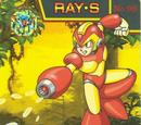 Ray Splasher