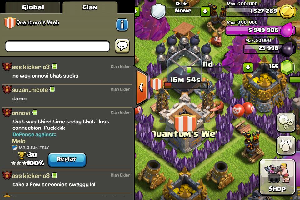 clash of clans hack for pc zip