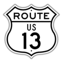 US Route 13 Shield.png