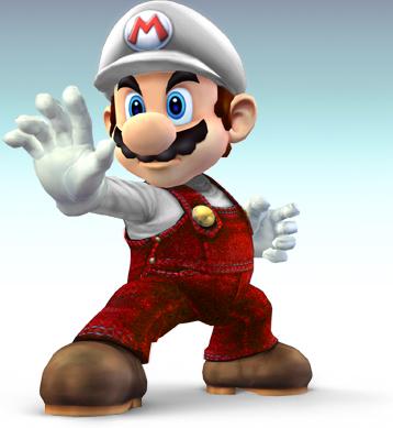 Fireball Mario Fire mario