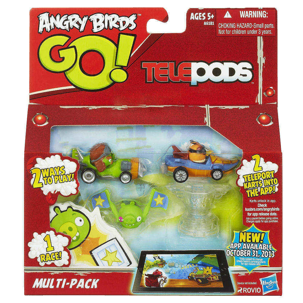 Angry Birds All Birds Names Angry Birds go Telepods Multi