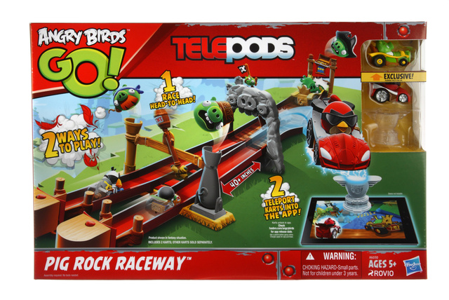Angry Birds Go Kart Coloring Pages File:angry birds go telepods