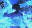Elemento Fuego Azul