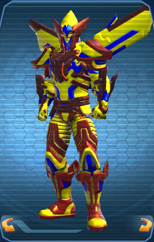DC UNIVERSE ONLINE - Aerial Defender (Style Locations ...